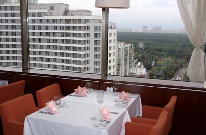 Holiday Inn Moscow Sokolniki - конфернец-залы, адрес и телефон, сайт